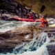 Rafting Canoa en el Lago de Sanabria